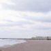 Domburg strand vissen