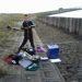 Palen Kamperland voorbereiding