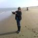 Banjaard strand maart 2014