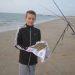vissen banjaard strand bot